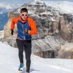 Jonathan Wyatt - Trailrunning im Schnee