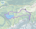 360° TRAIL – Grainau-Eibsee-Runde - mittel