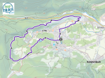 360 trail trail running Grainau-Höhenrainrunde