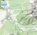 360° TRAIL Koppensteig-Wasserfallrunde - mittel