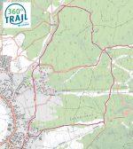 360° TRAIL Fortgeschrittene Tour zur Gamsalm