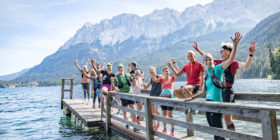 Trailrun Programm, Eibsee